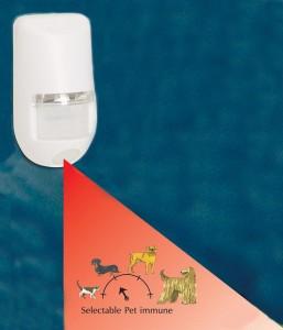 OUT-LOOK GUARD Outdoor perimeter intruder intrusion detector sensor